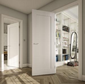 Primed Solid Doors
