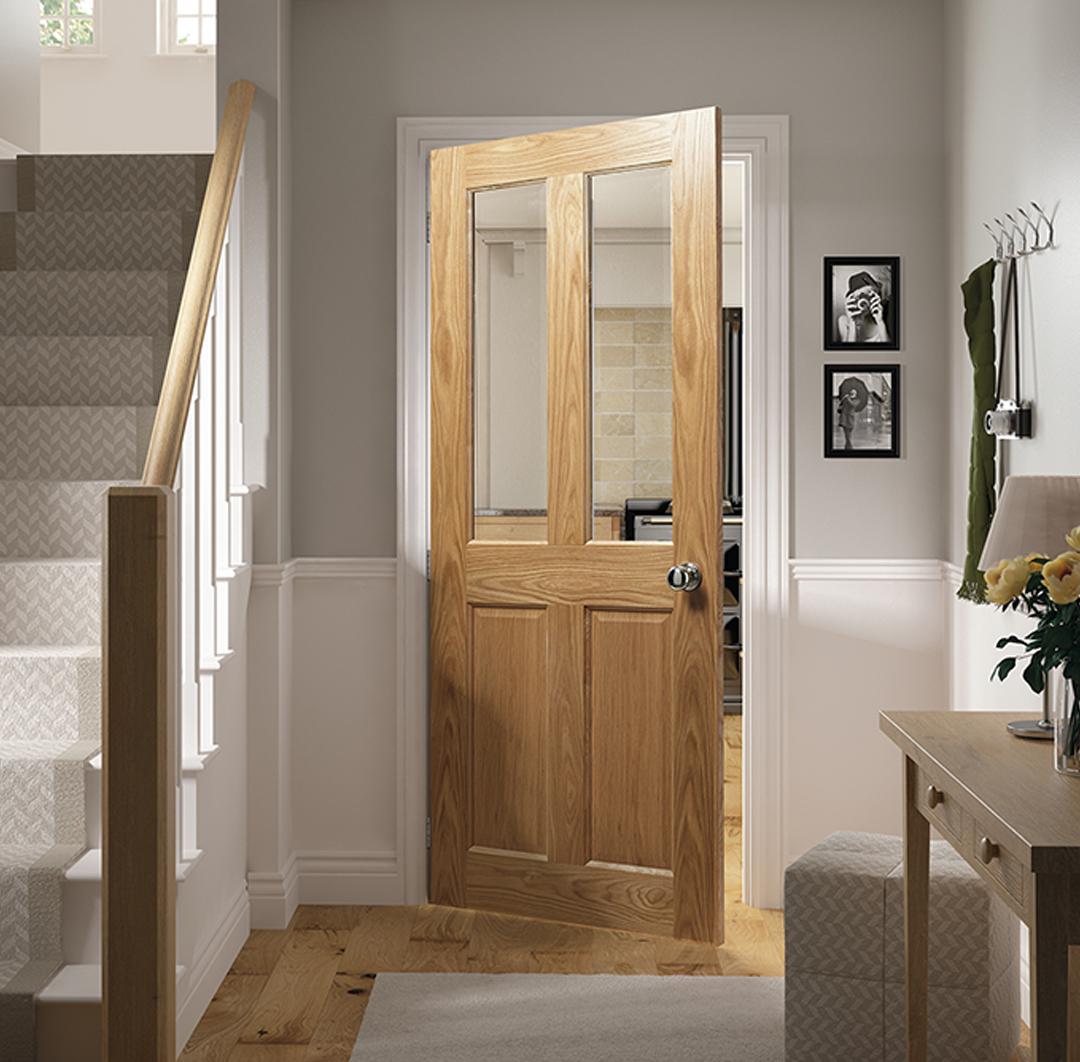 Floorz 'n' Doorz Glazed Door